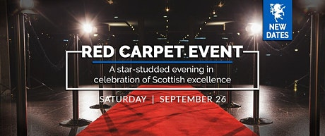 ScotWeek Red Carpet Event tickets