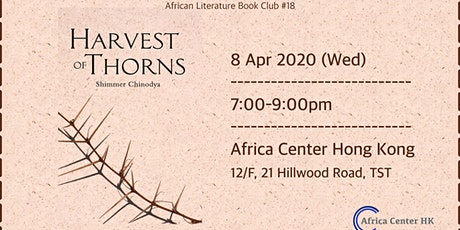 African Literature Book Club #18 tickets
