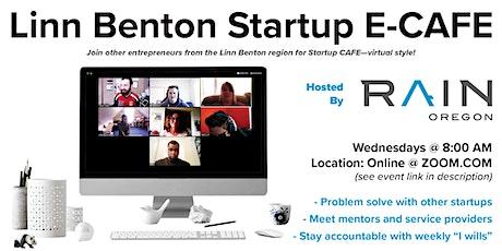 Linn Benton Startup E-CAFE tickets