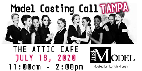 Just Model: Model Casting Call - Tampa tickets