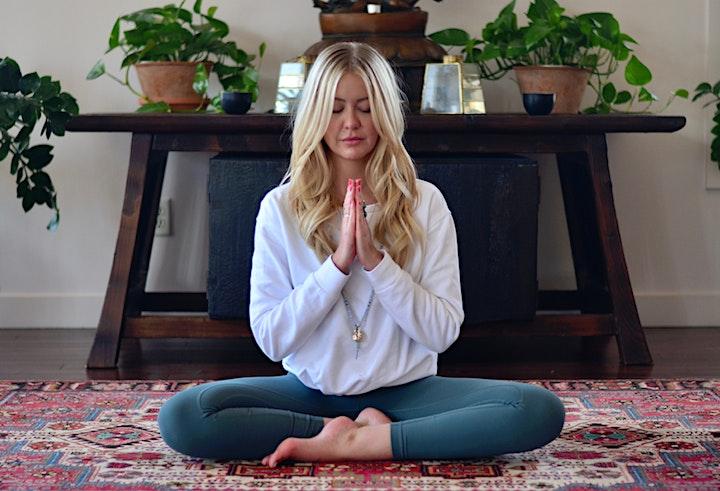 Virtual Yoga With YBB image