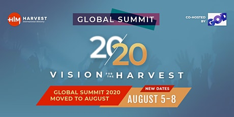 Global Summit: 20/20 Vision For The Harvest tickets