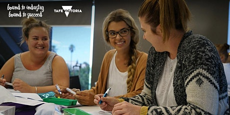 Preparation for Study | Information Sessions | Echuca Campus tickets