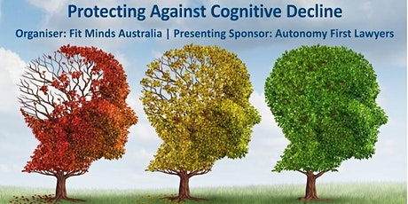 Protecting Against Cognitive Decline tickets
