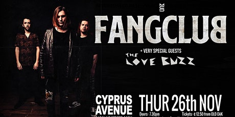 FANGCLUB tickets