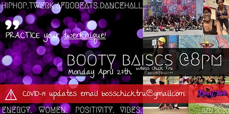 Booty Basics with Boss Chick Tru tickets