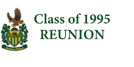 CANCELLED: MPHS Class of 1995 Reunion tickets