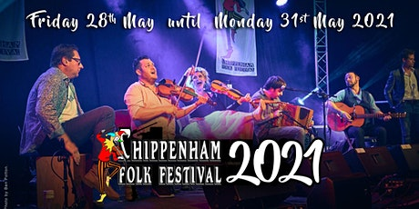 Chippenham Folk Festival 2021 tickets