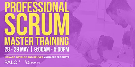 Professional Scrum Master Training 2020 tickets