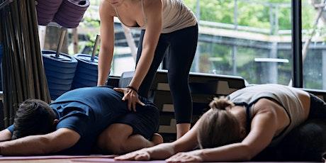 Yin Yoga with Massage tickets