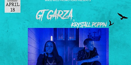 Gt Garza Return Of Ill Tour tickets