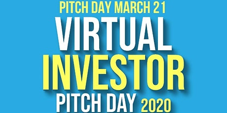 Virtual Investor Pitch Day tickets