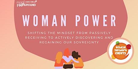 Woman Power tickets
