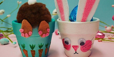 Easter Bunny Pots tickets