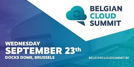 Belgian Cloud Summit tickets
