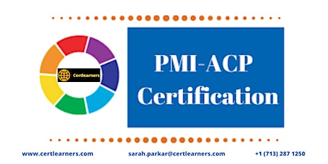 PMI-ACP 3 Days Certification Training in Rochester, NY,USA tickets
