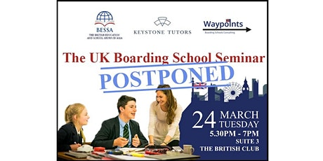 The UK Boarding School Seminar tickets
