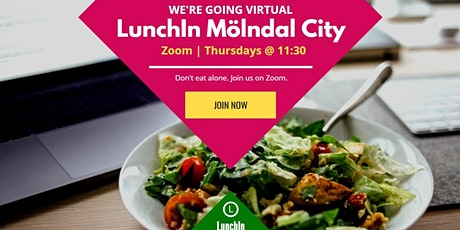 LunchIn™ - Mölndal City - Virtual Lunch tickets