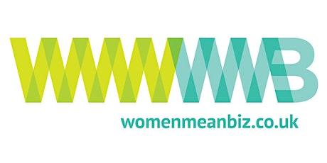 Women Mean Biz - The Mendips Networking Group - ONLINE tickets