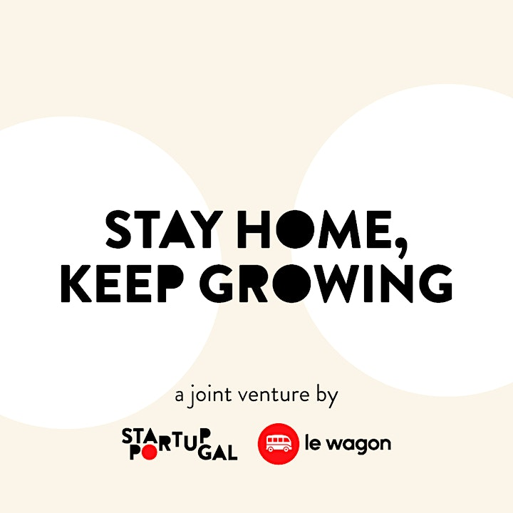 My team went home. Now what? by Startup Portugal image