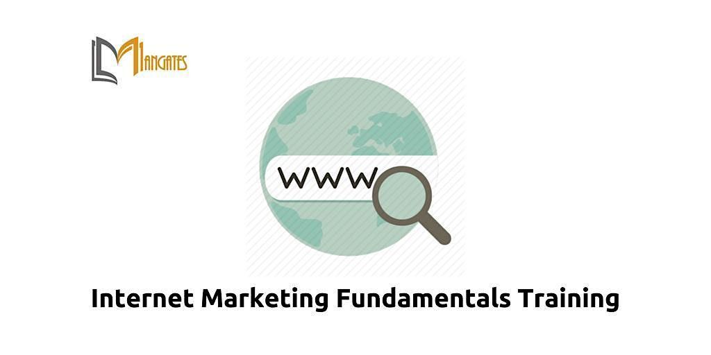 Internet Marketing Fundamentals 1 Day Virtual Live Training in Barcelona