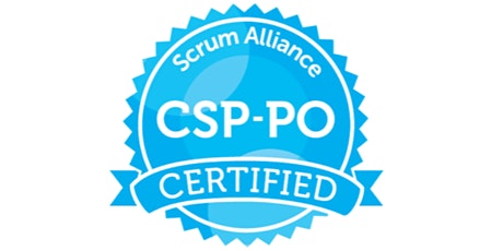 Certified Scrum Professional - Product Owner (CSP-PO) Program tickets