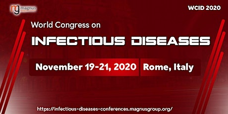 World Congress on Infectious Diseases biglietti