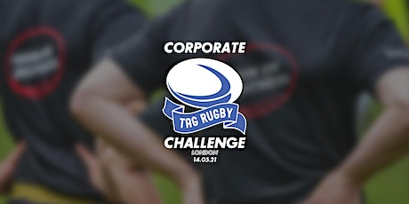 Corporate Challenge London, Tag Rugby Tournament billets