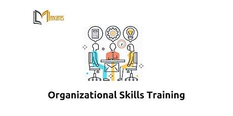 Organizational Skills 1 Day Training in Madrid tickets