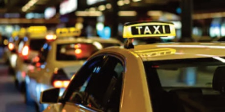 Taxi Training tickets