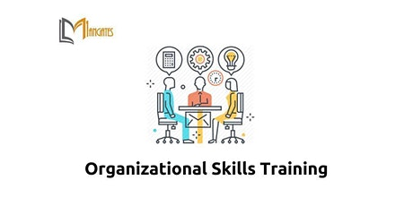 Organizational Skills 1 Day Virtual Live Training in Barcelona tickets
