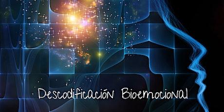Conferencia: Descodificacion Bio-Emocional tickets