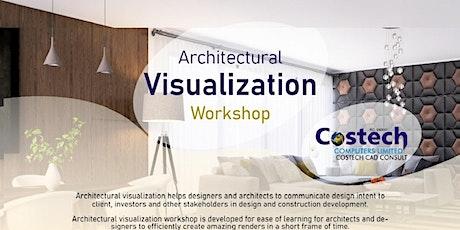 3D Architectural Visualization Workshop 2020 tickets