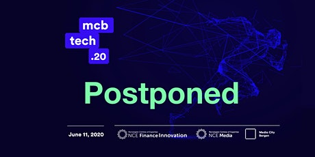 POSTPONED - mcb tech .20 tickets