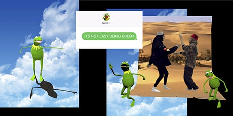 Virtual Art Opening: It's Not Easy Being Green tickets