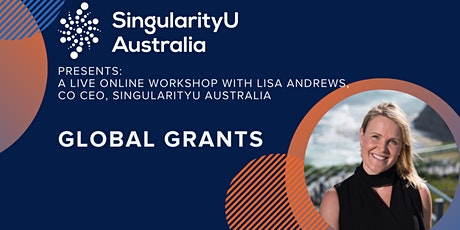 Global Grants with Lisa Andrews tickets