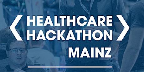 Healthcare Hackathon Mainz Online 21.06. - 22.06. Tickets