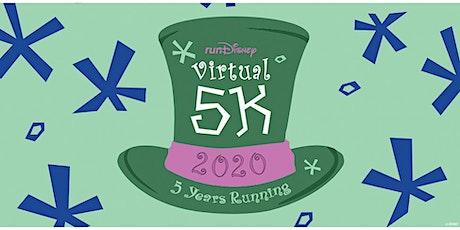 Heigh Ho Travel Co - runDisney Virtual June 5K tickets