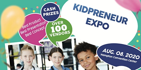 Kidpreneur Expo of Hampton Roads tickets