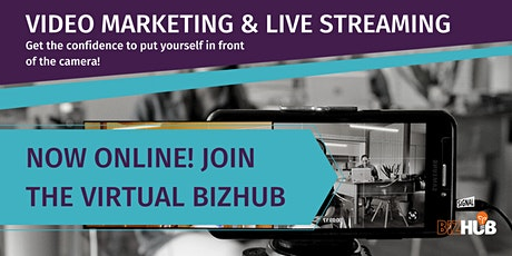 Video Marketing & Live Streaming  tickets