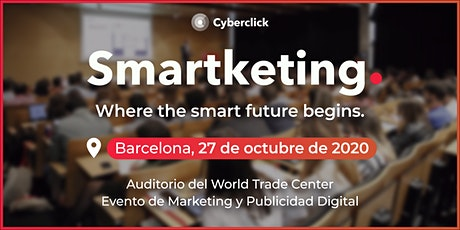 Smartketing 2020 - Evento de marketing y publicidad digital tickets