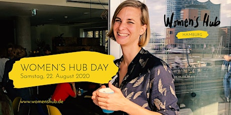 WOMEN'S HUB DAY HAMBURG 22. August 2020 Tickets