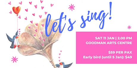 """Discover Your Signature KTV Song"" - A Fun Singing Workshop! tickets"