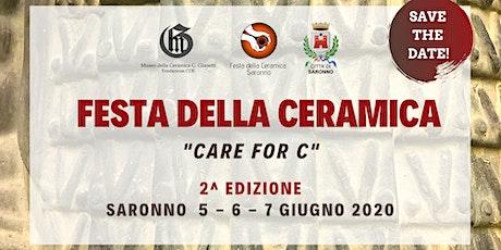 Festa della Ceramica 2^ Edizione biglietti