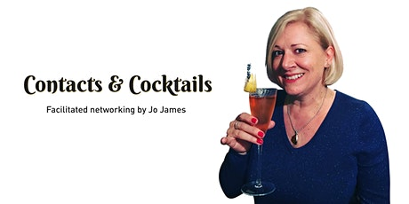 London Business Networking Contacts and Cocktails in April 2020 facilitated by Jo James at AmberLife tickets