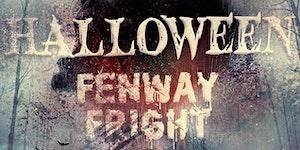 Fenway Fright Night Halloween Bar Crawl 2020