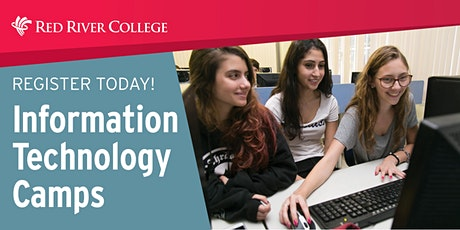 RRC Day in the Life of a BIT Student Technology Camp - May 6 tickets