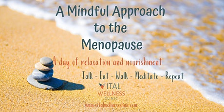 A Mindful Approach to the Menopause tickets
