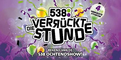Die Verrückte Stunde in Waalwijk (Noord-Brabant) 10-10-2020 tickets