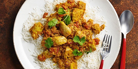 Indian Indulgence Cookery Class tickets